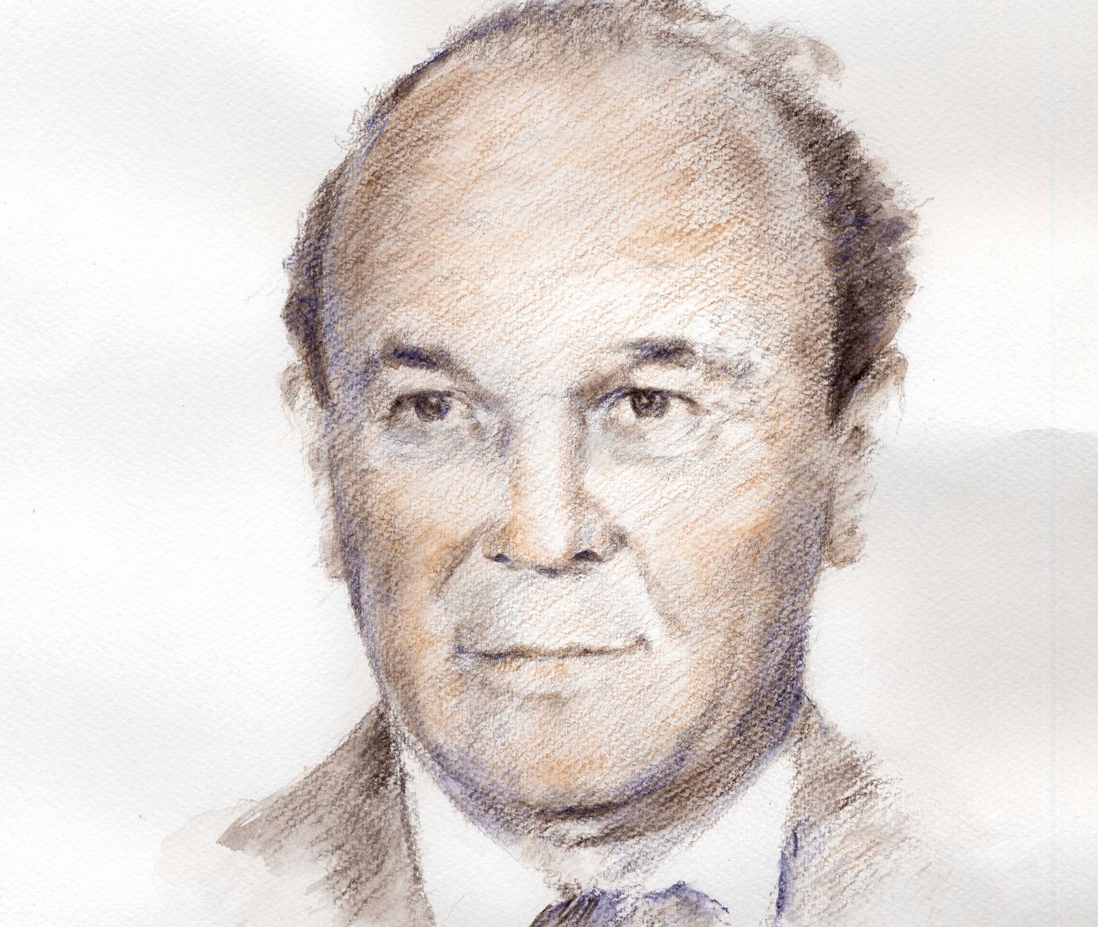 dr enes hasanagic portret